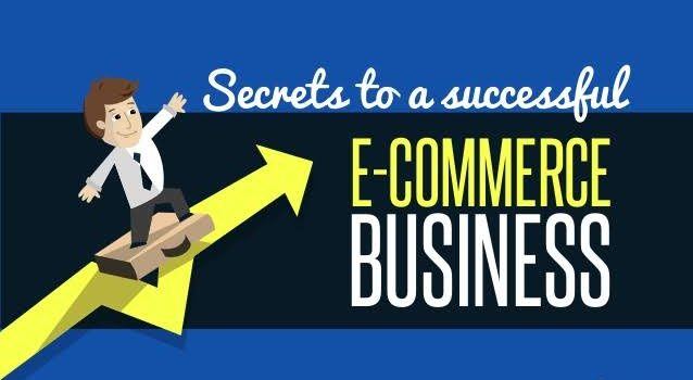 """أسس نجاح مواقع التجارة الإليكترونية """"E-COMMERCE """""""